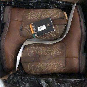 Ariat Boots Size 9 Men's Brown